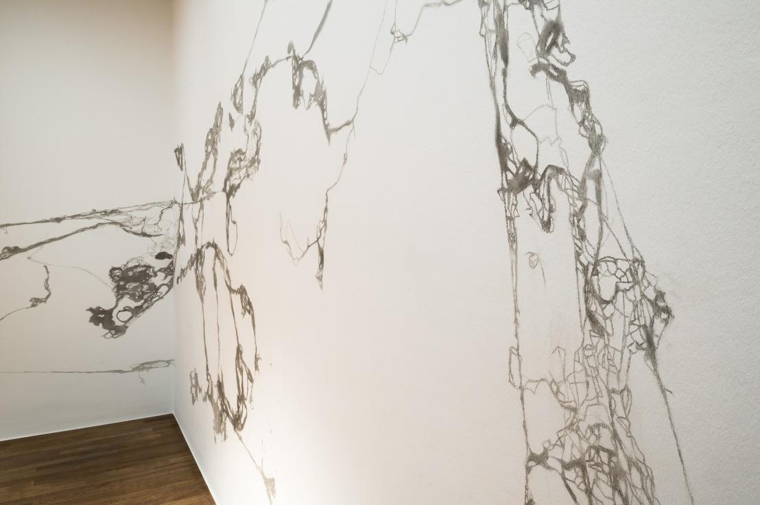 Ausstellungsansichten Kaabi Linke